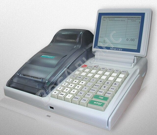 ККМ Меркурий-150.3К Кассы